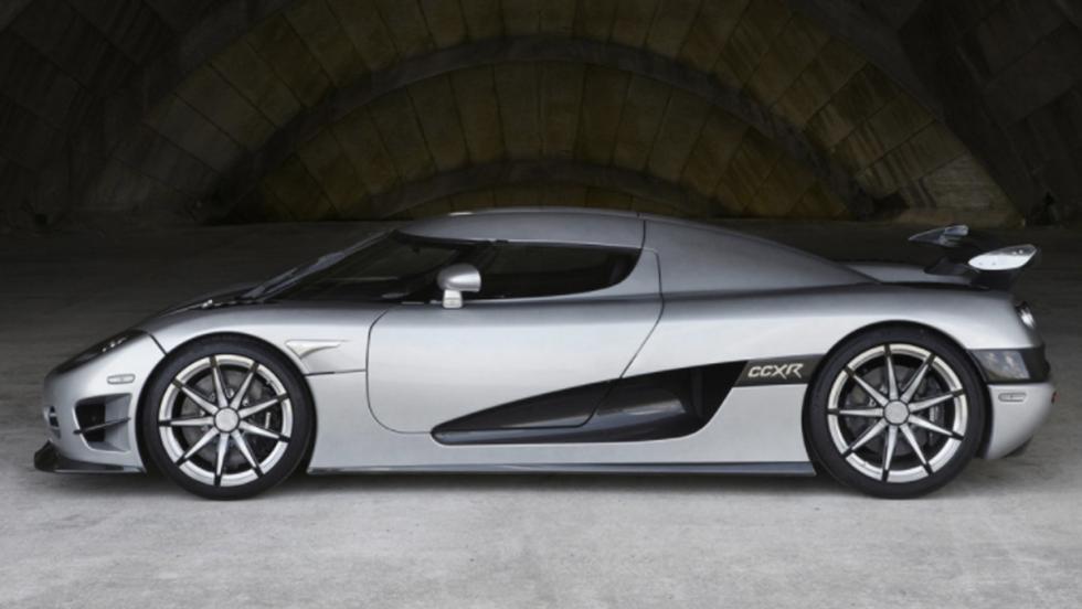 Koenigsegg CCXR Trevita (II)