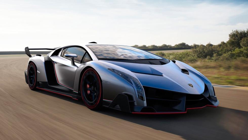Lamborghini Veneno (I)