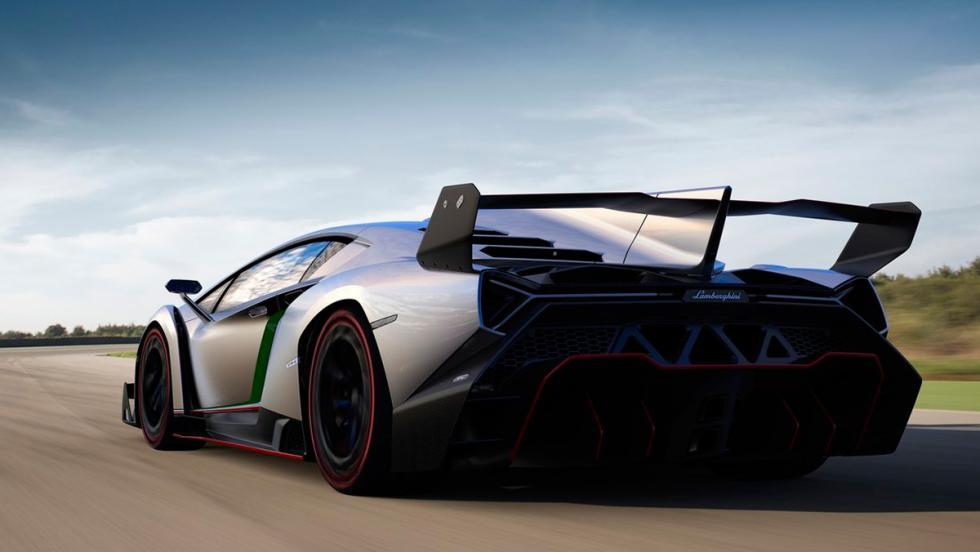 Lamborghini Veneno (III)
