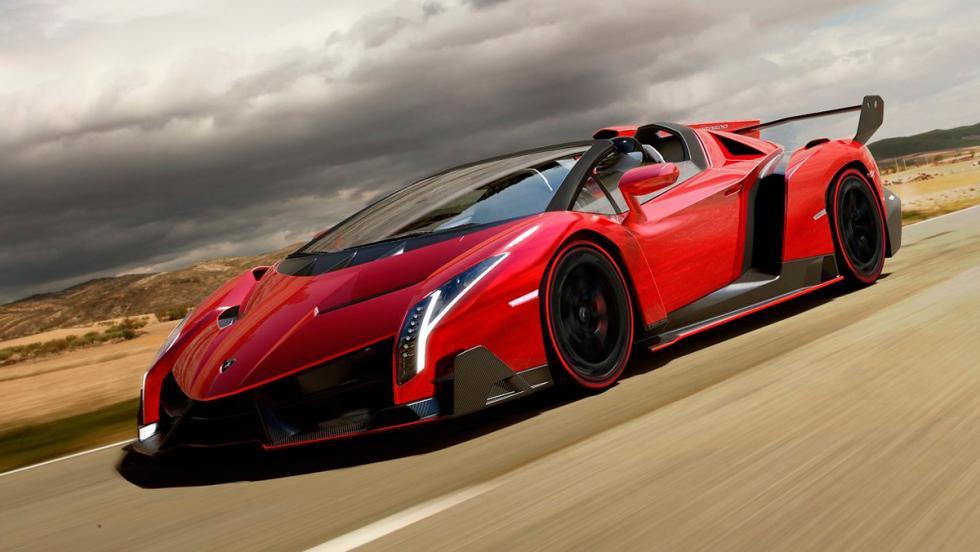 Lamborghini Veneno (V)