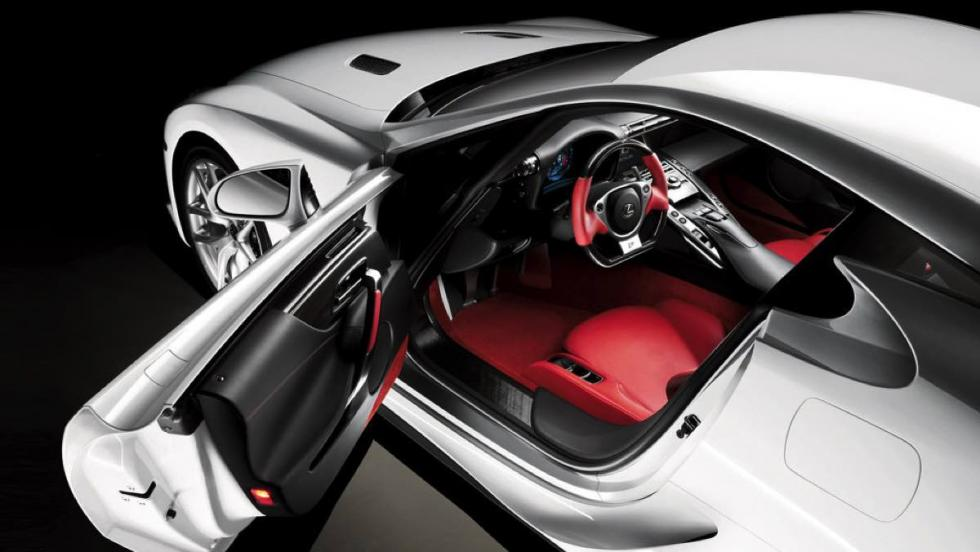 Lexus LFA (IV)