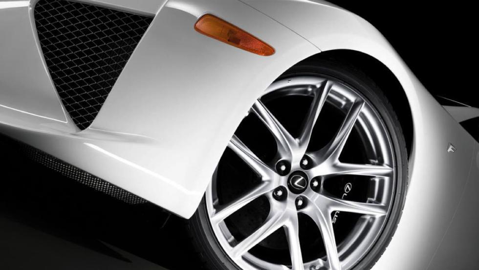 Lexus LFA (VII)