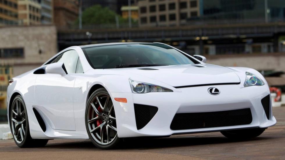 Lexus LFA (V)