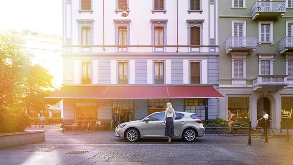 Lexus en el Salón del Automóvil de Frankfurt (II)