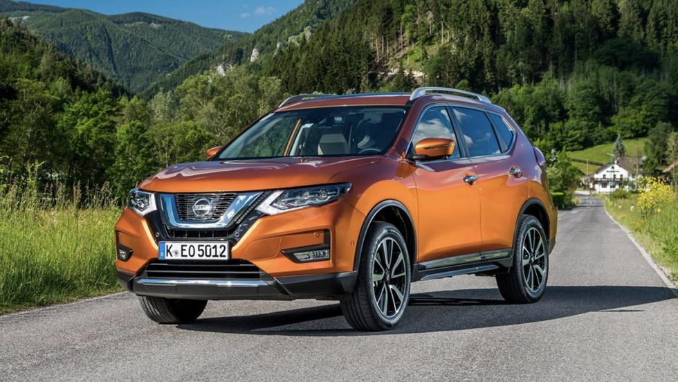Marcas que no estarán en el Salón de Frankfurt: Nissan