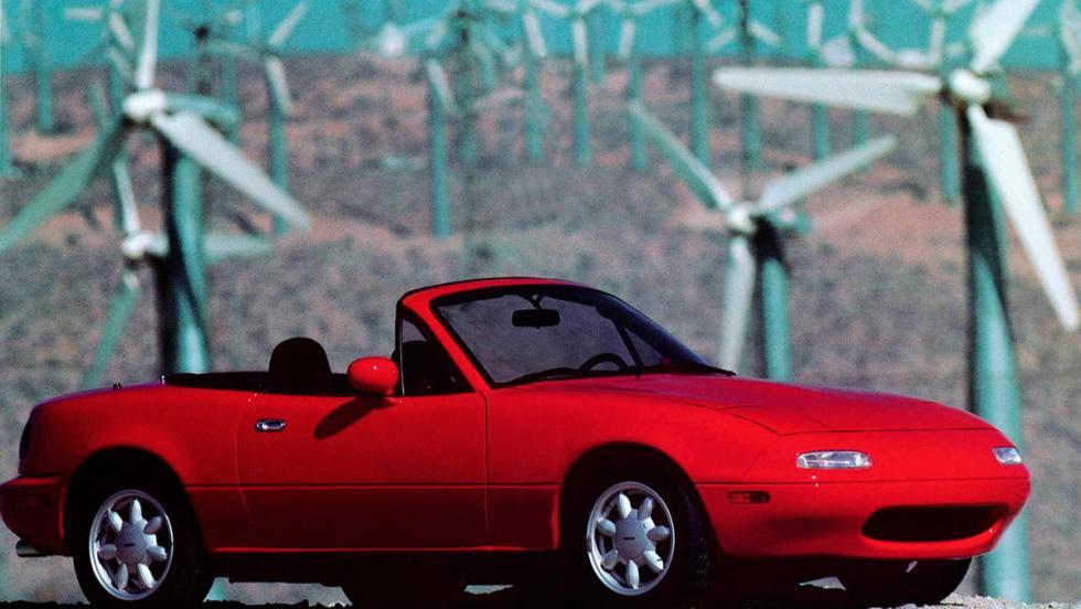 Mazda MX-5 1989 (IV)