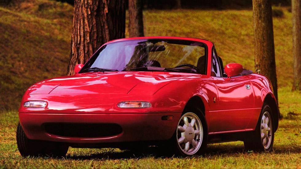Mazda MX-5 1989 (V)