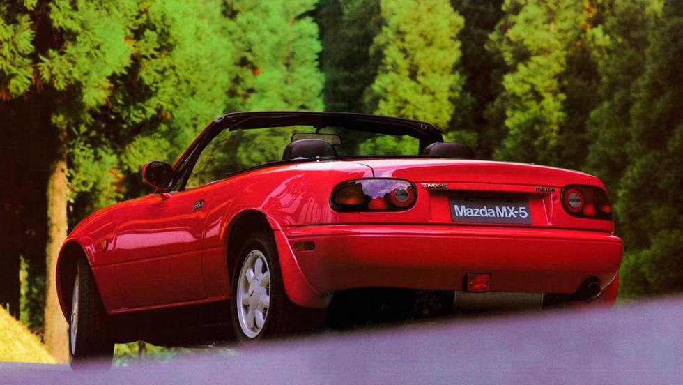 Mazda MX-5 1989 (VI)