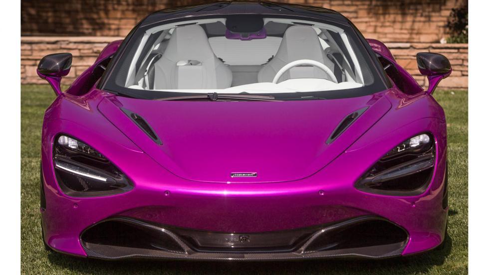 McLaren 720S MSO Fux