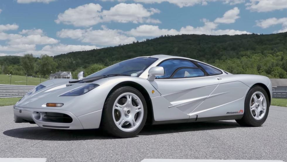 McLaren F1 estadounidense, récord en subasta (III)