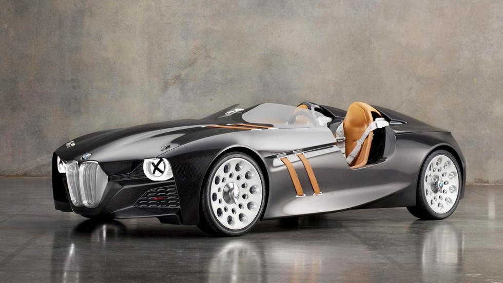 Los mejores concept cars de BMW - BMW 328 Hommage Concept (2011)