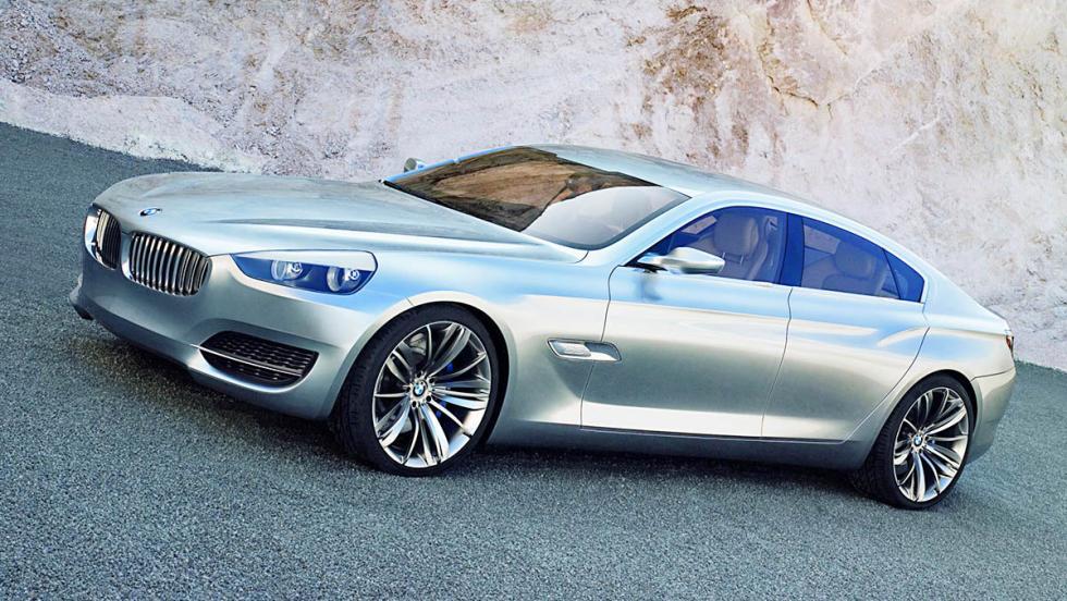 Los mejores concept cars de BMW - BMW Concept CS (2007)