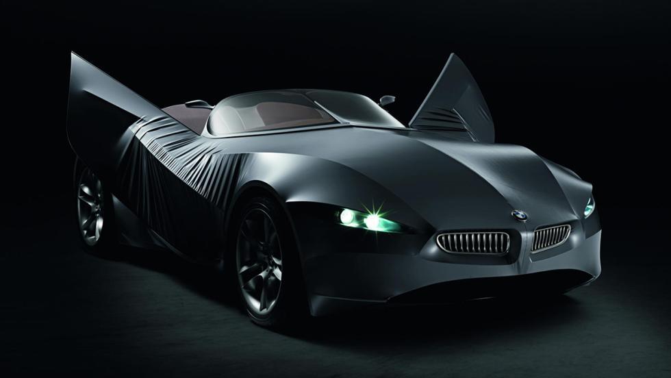 Los mejores concept cars de BMW - BMW GINA Concept (2008)