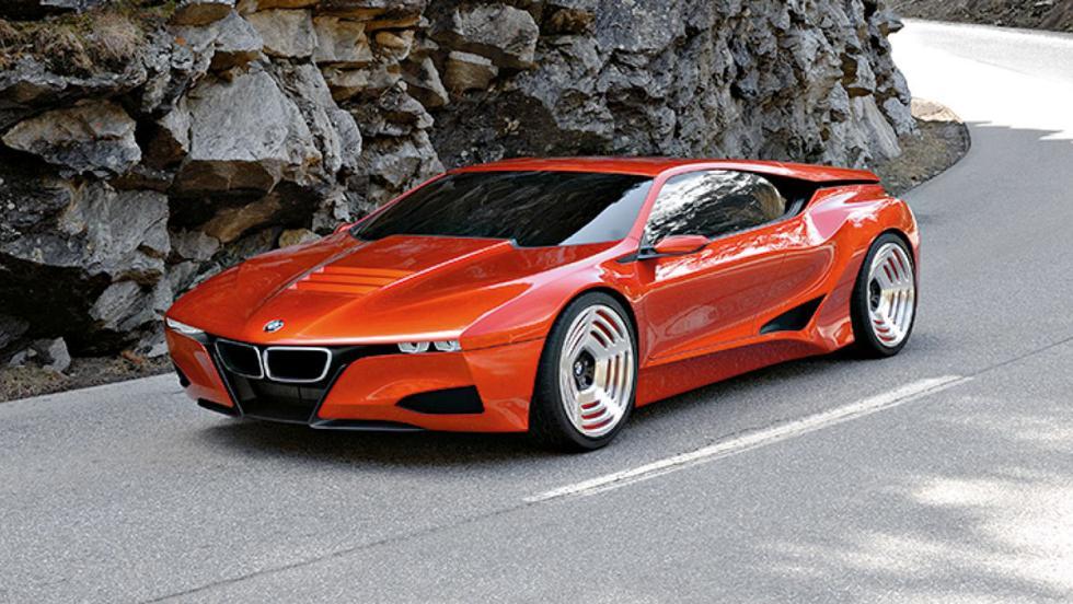 Los mejores concept cars de BMW - BMW M1 Hommage Concept (2008)