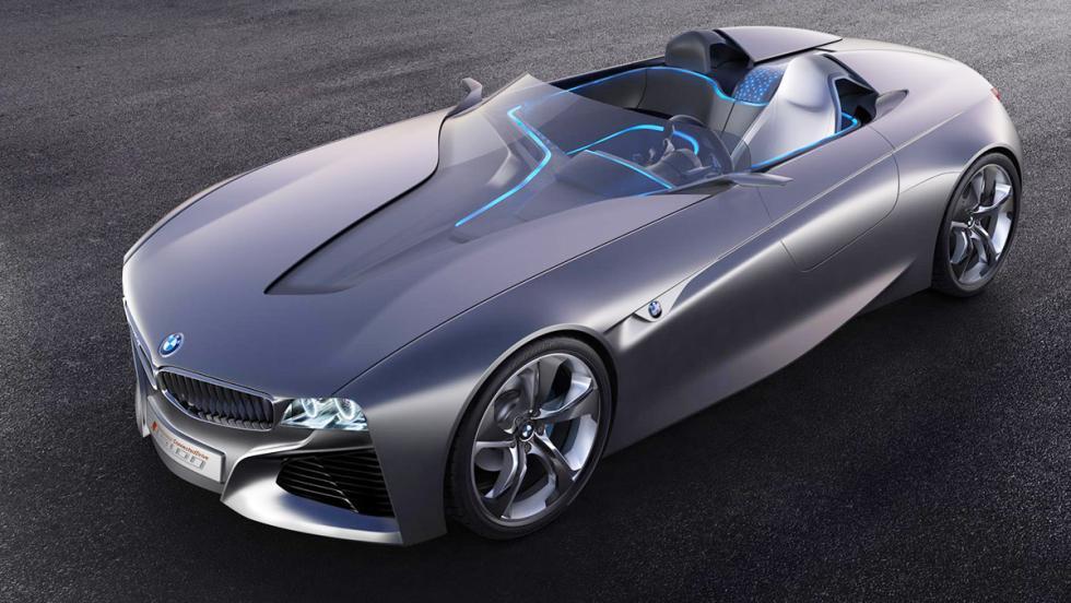 Los mejores concept cars de BMW - BMW Vision Connected Drive (2011)