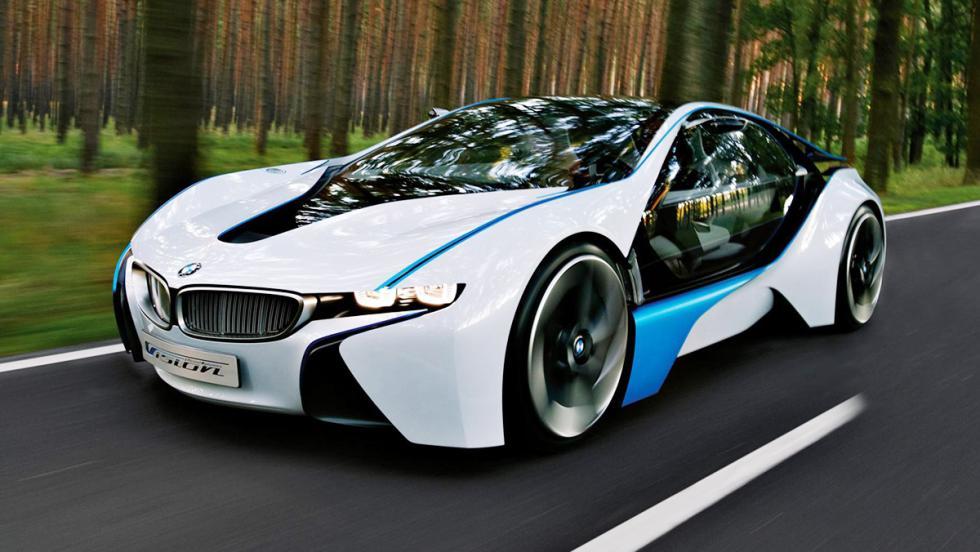 Los mejores concept cars de BMW - BMW Vision Efficient Dynamics (2009)