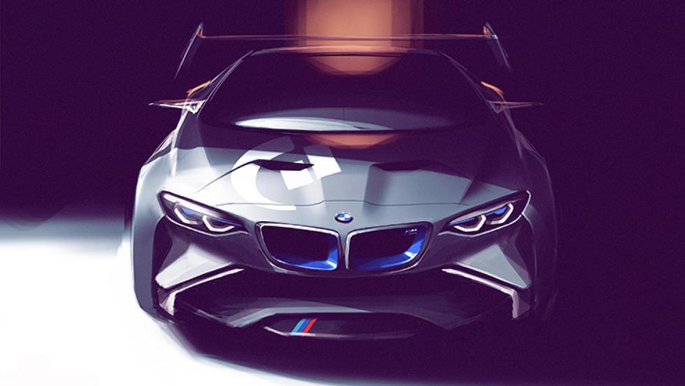 Los mejores concept cars de BMW - BMW Vision Gran Turismo (2013)