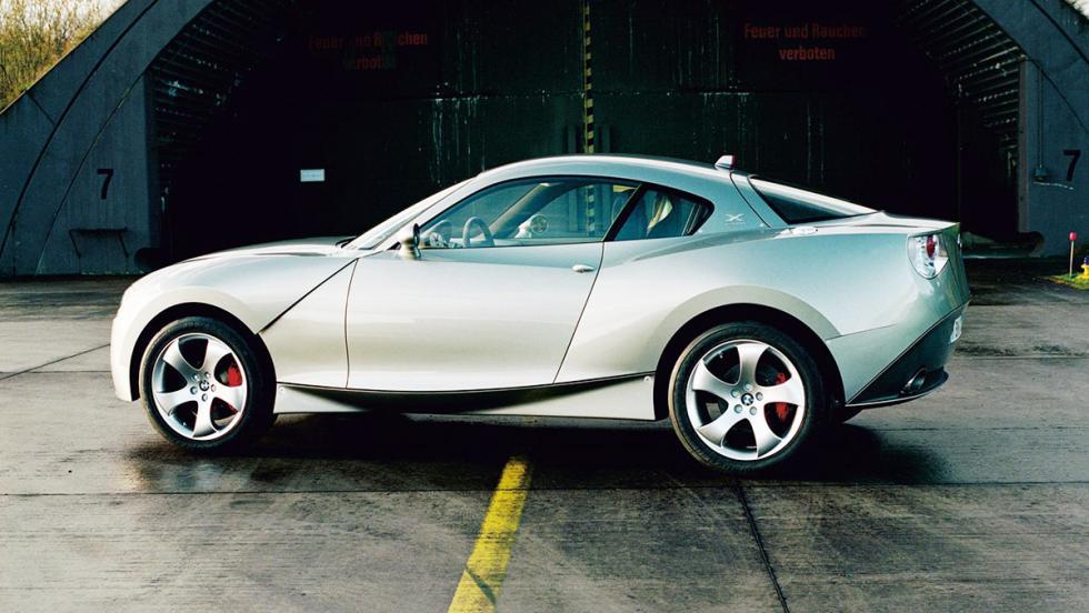 Los mejores concept cars de BMW - BMW X Coupé Concept (2001)