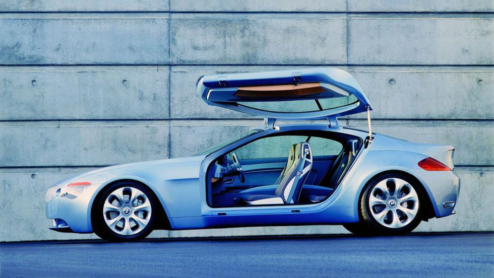 Los mejores concept cars de BMW - BMW Z9 Gran Turismo (1999)