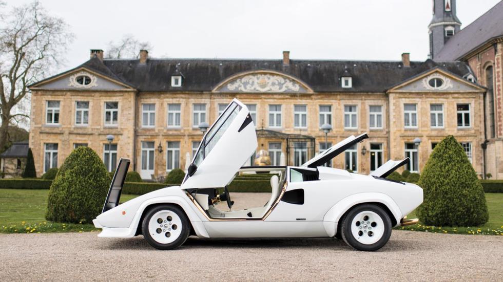 Lamborghini Countach 5000 QV superdeportivo clásico