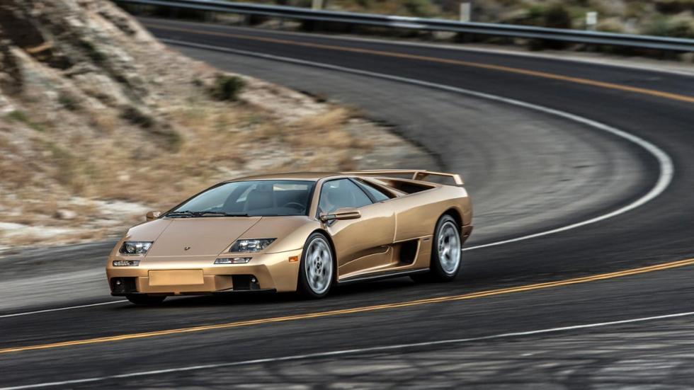 Lamborghini Diablo VT 6.0 SE limited edition deportivo italia