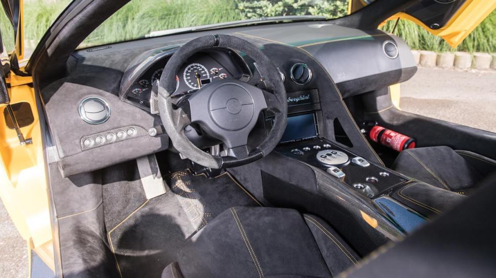 Lamborghini Murciélago SV superdeportivo Italia