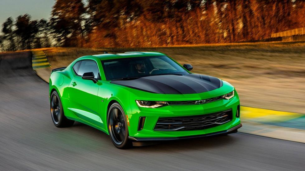 Los mejores motores V6 del mercado - Chevrolet Camaro