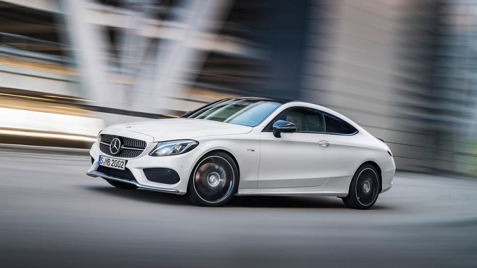 Los mejores motores V6 del mercado - Mercedes-AMG C 43