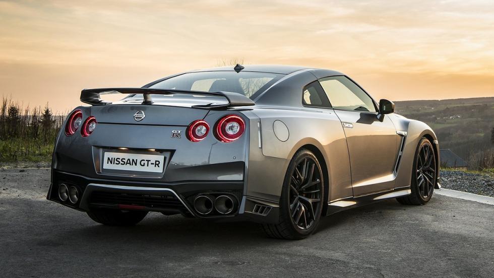 Los mejores motores V6 del mercado - Nissan GT-R 2017