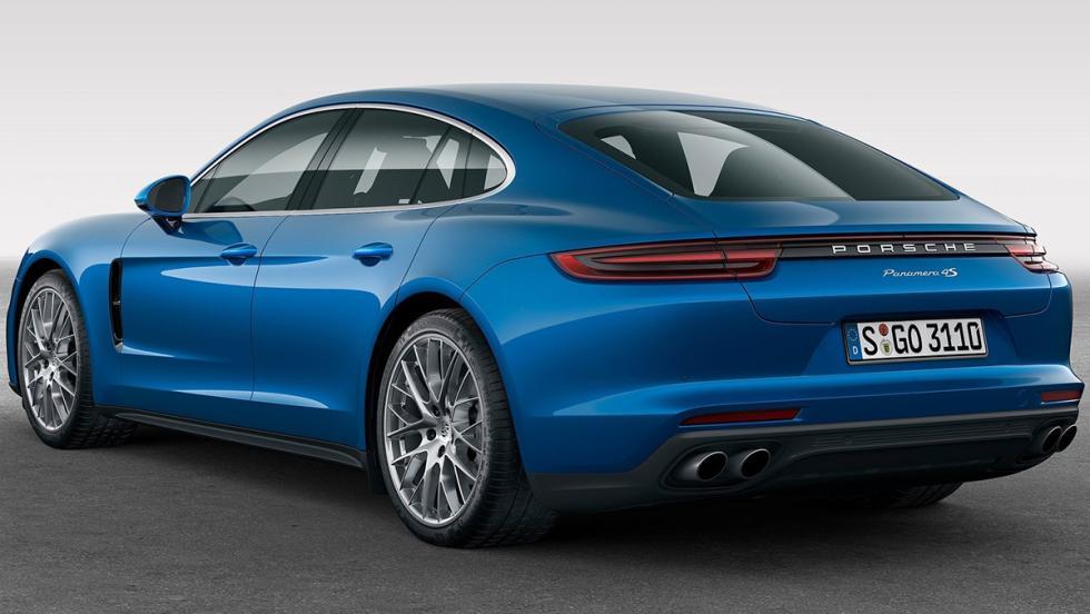 Los mejores motores V6 del mercado - Porsche Panamera