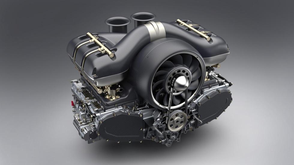 Motor Singer para el Porsche 911 (III)