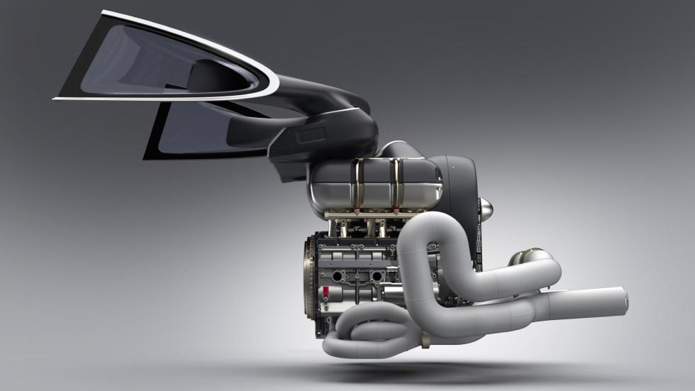 Motor Singer para el Porsche 911 (IV)