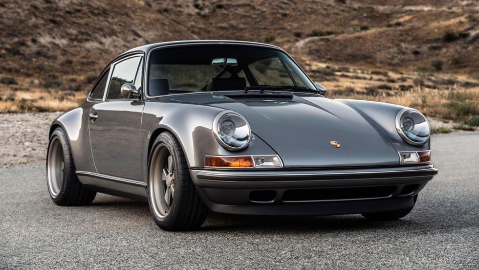 Motor Singer para el Porsche 911 (IX)