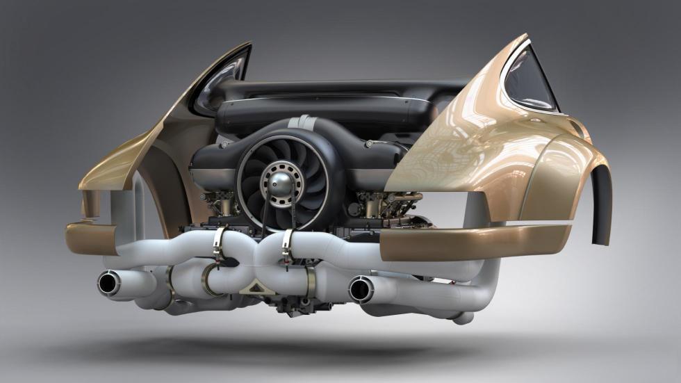 Motor Singer para el Porsche 911 (VII)