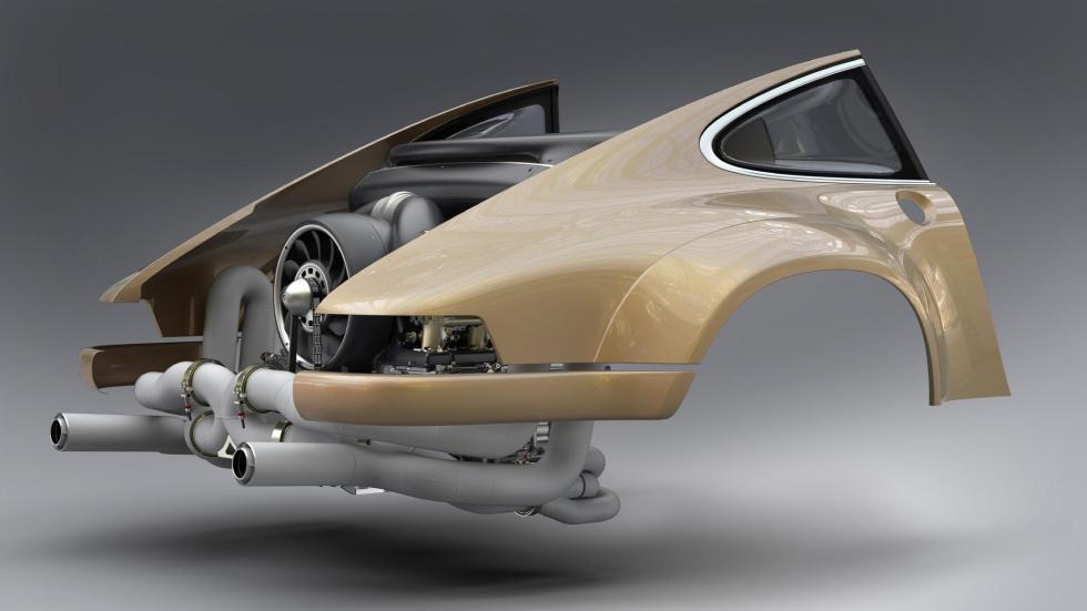 Motor Singer para el Porsche 911 (VIII)