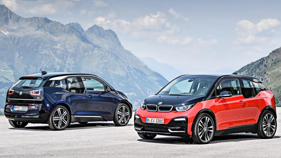 Nuevos BMW i3 2017 y BMW i3s 2017