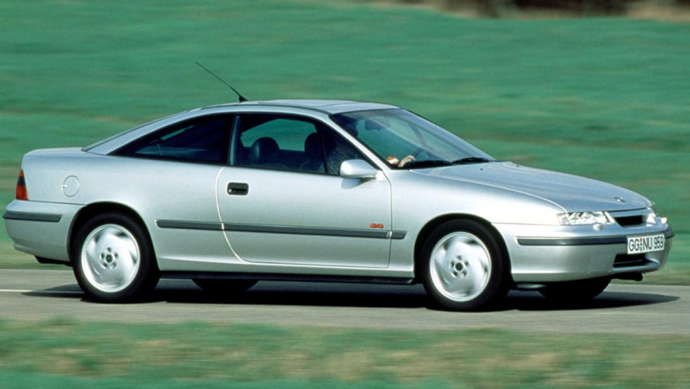 Opel Calibra Turbo 4x4 (VII)