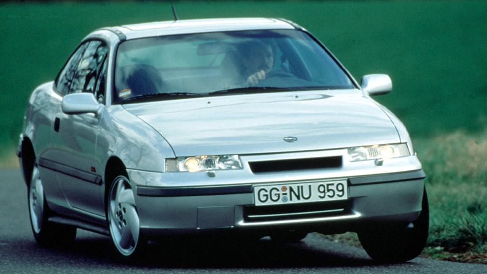Opel Calibra Turbo 4x4 (VIII)