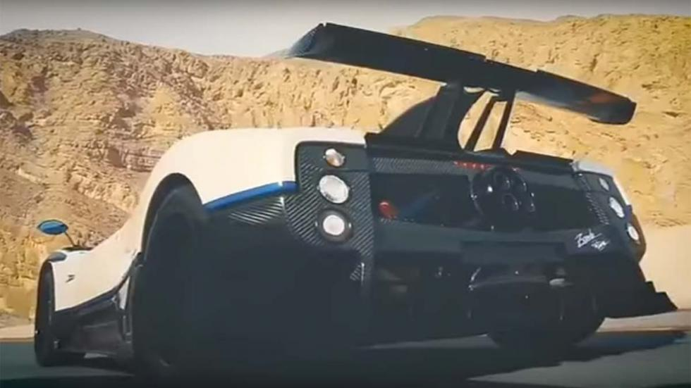 Pagani Zonda Riviera superdeportivo one-off exclusivo unico deportivo