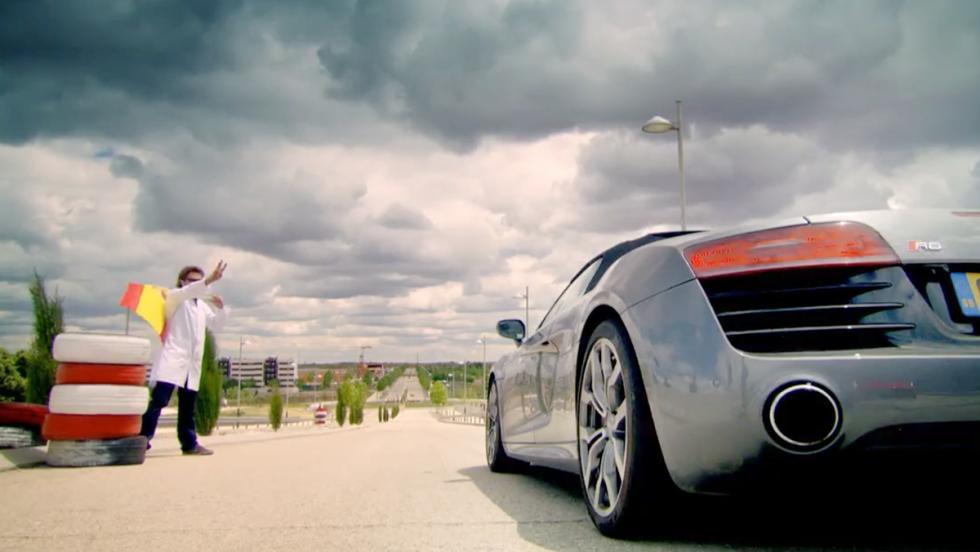 El programa de Top Gear en España: ¡Seseña!
