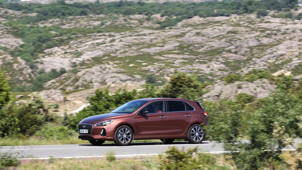 Prueba Hyundai i30 2017 140 CV (II)