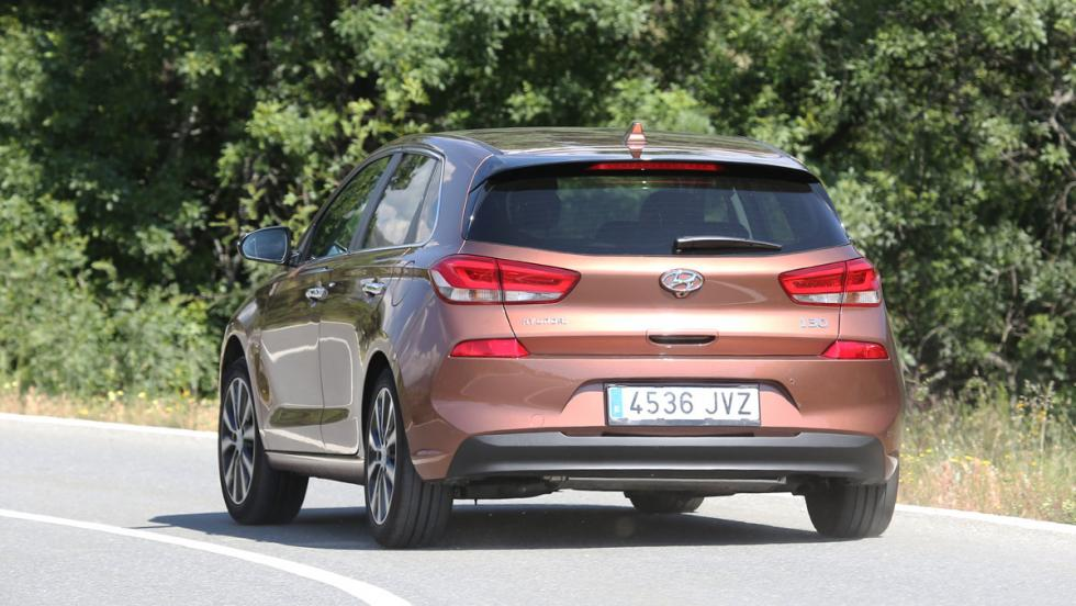 Prueba Hyundai i30 2017 140 CV (IV)
