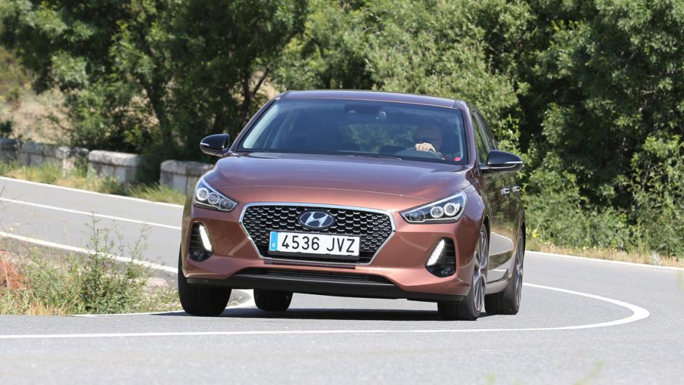 Prueba Hyundai i30 2017 140 CV (V)