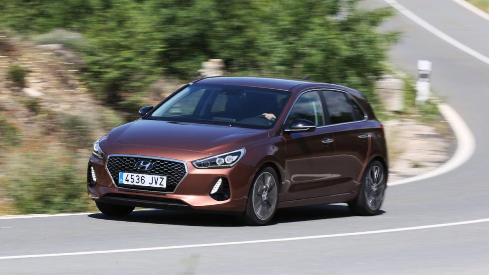 Prueba Hyundai i30 2017 140 CV (VI)
