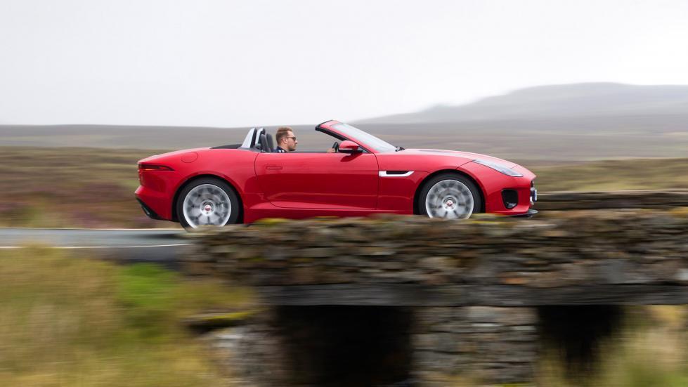 Prueba Jaguar F-Type Convertible