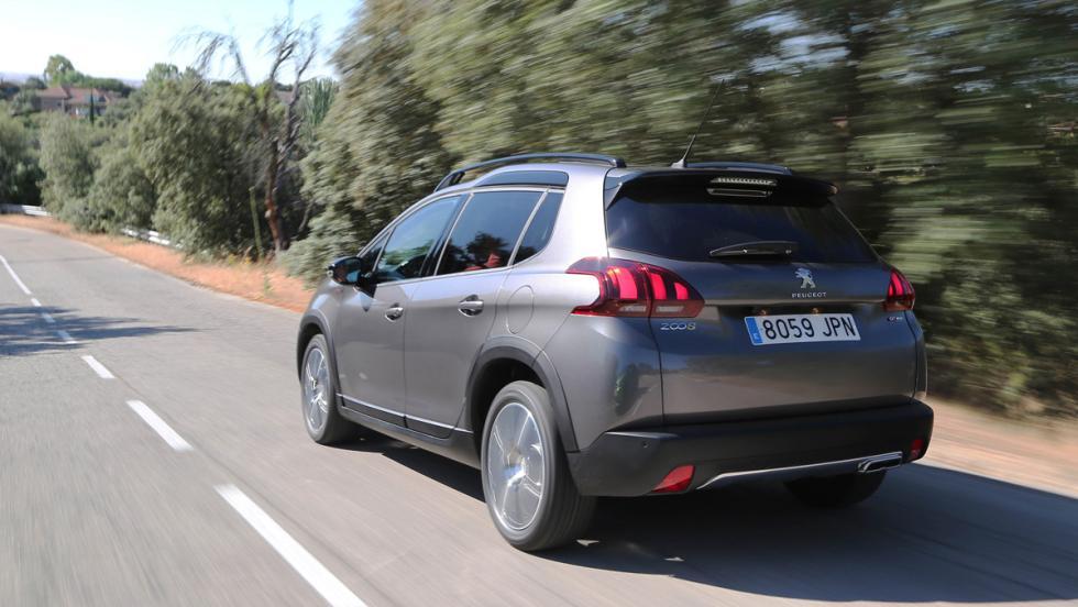 Prueba Peugeot 2008 GT Line 1.6 BlueHDi 120 CV (VII)