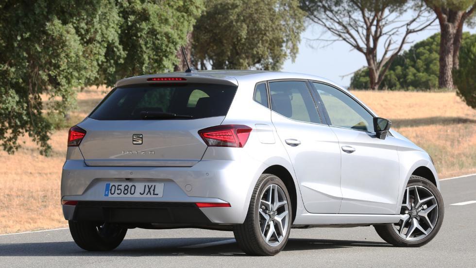 Prueba Seat Ibiza 2017 1.0 TSI 115 CV (IV)
