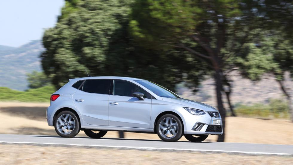 Prueba Seat Ibiza 2017 1.0 TSI 115 CV (X)
