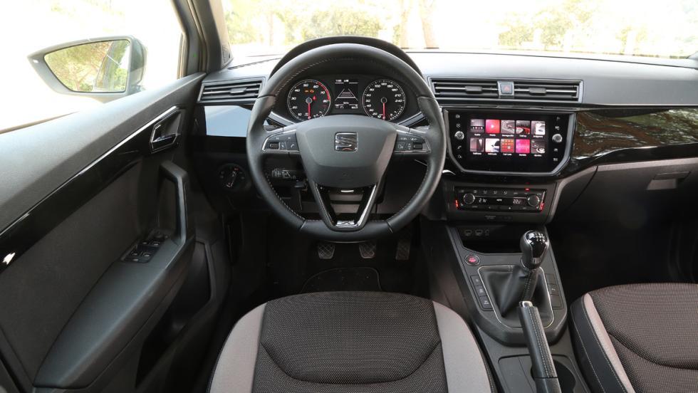 Prueba Seat Ibiza 2017 1.0 TSI 115 CV (XIPrueba Seat Ibiza 2017 1.0 TSI 115 CV (XXI)