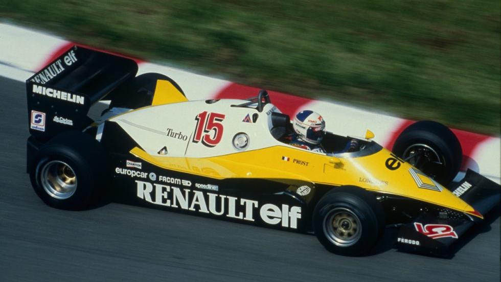 Renault en F1 - 1983